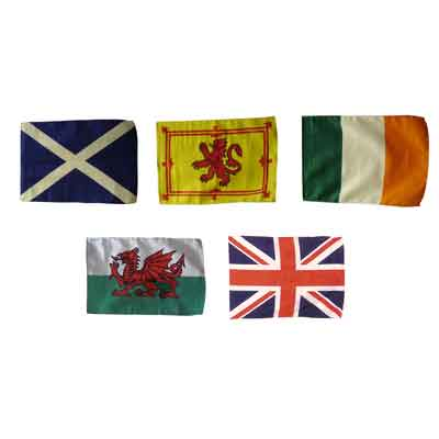 Large Outdoor Flags